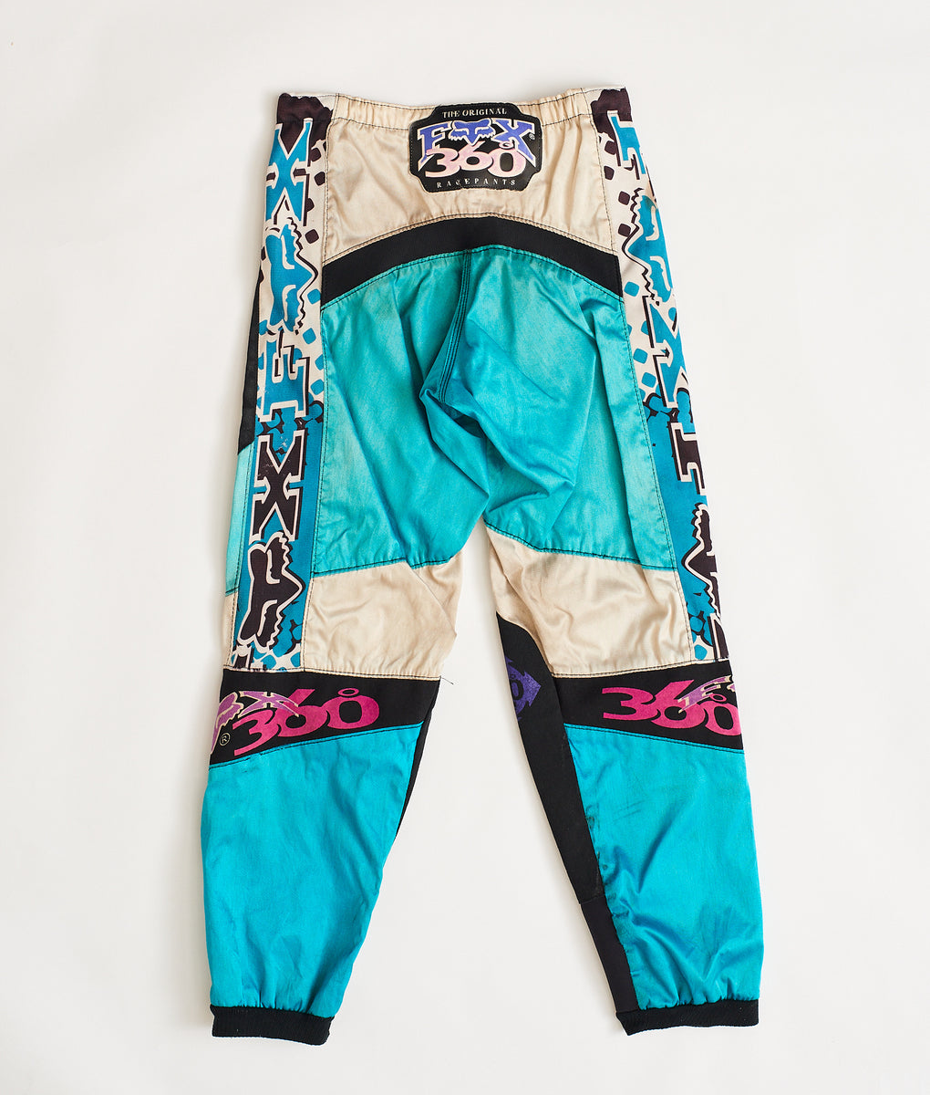 FOX 360 KEVLAR MOTOCROSS PANTS (32) - FROTHLYF