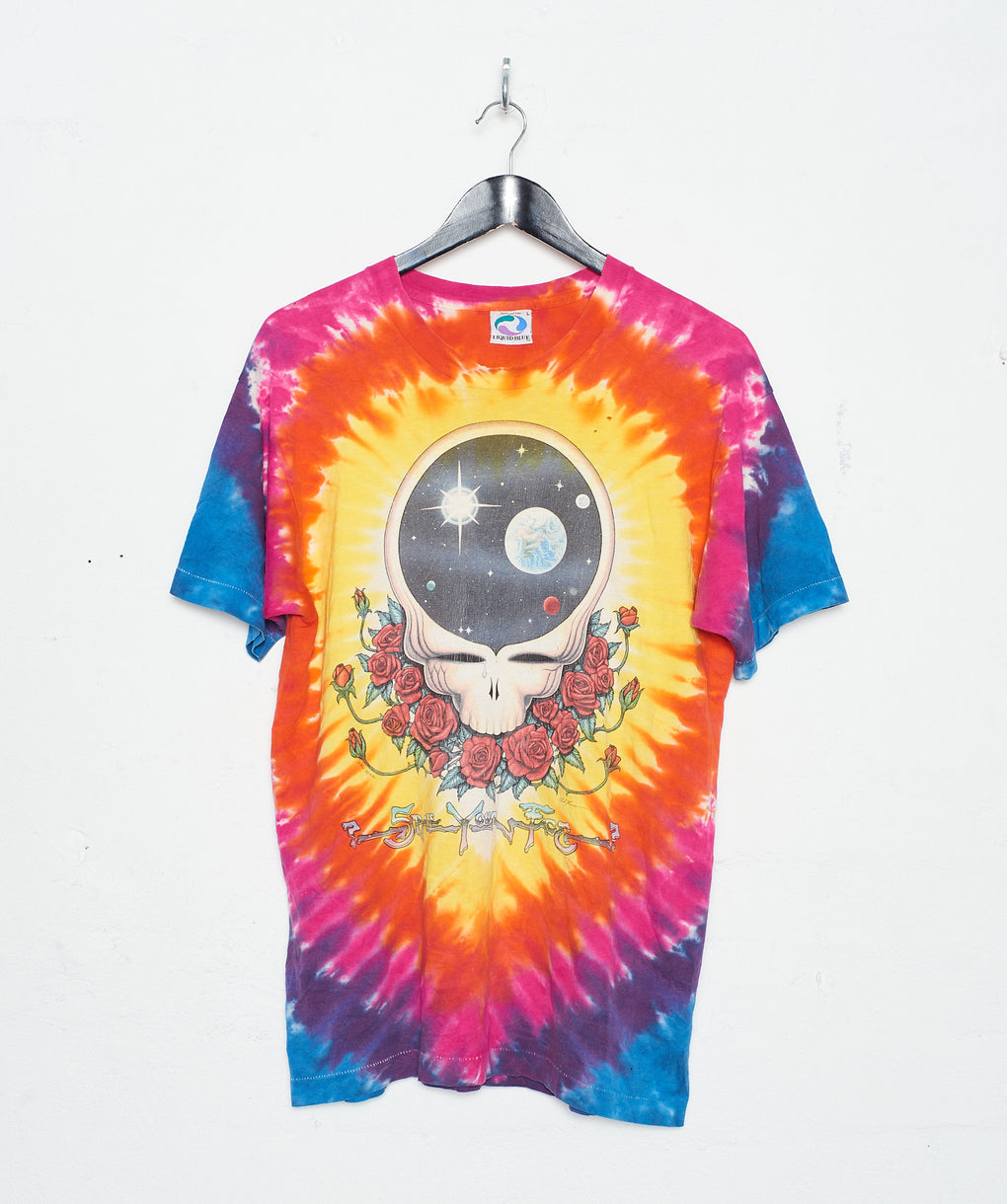 1992 Grateful Dead 'Space Your Face' Tie Dye - FROTHLYF
