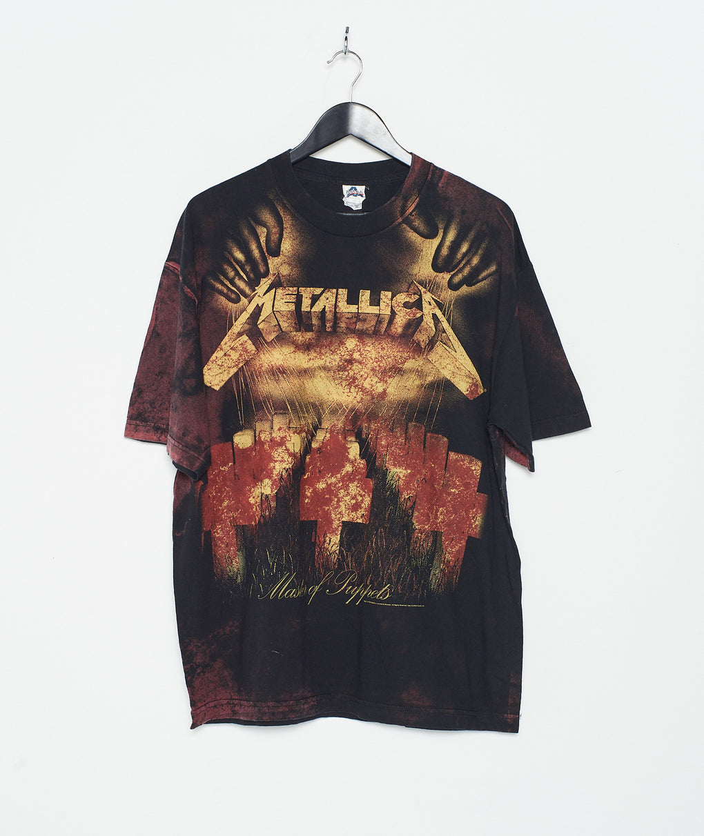 Metallica Master of Puppets Tee (XL)