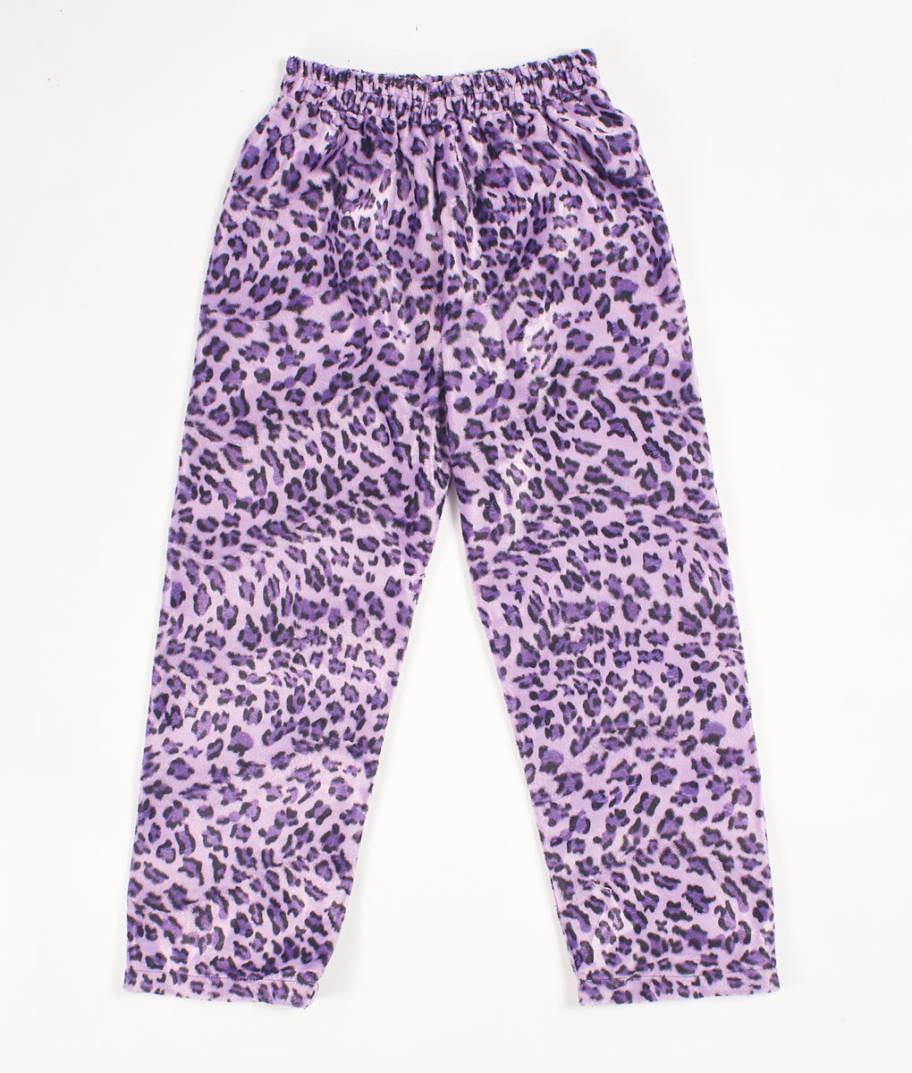 PURPLE PARTY PANTS