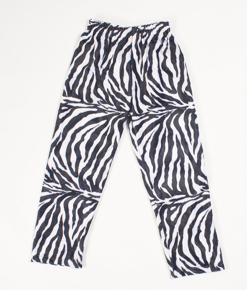 ZEBRA PARTY PANTS