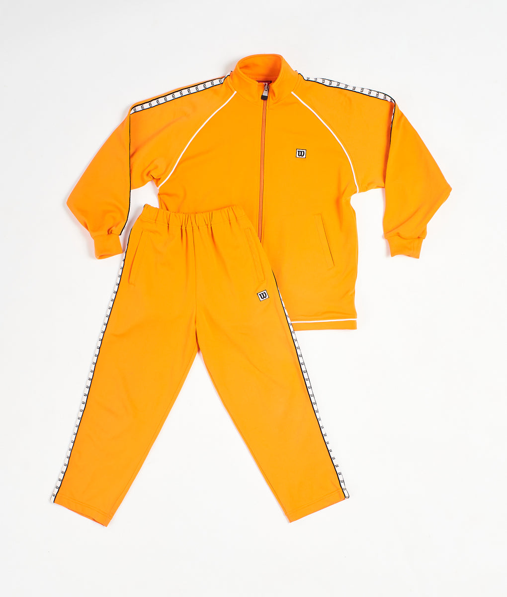 WILSON NEON TRACKSUIT (YOUTH)