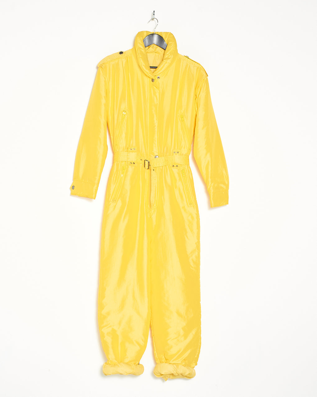 Canary Yellow Ski Onesie (S)