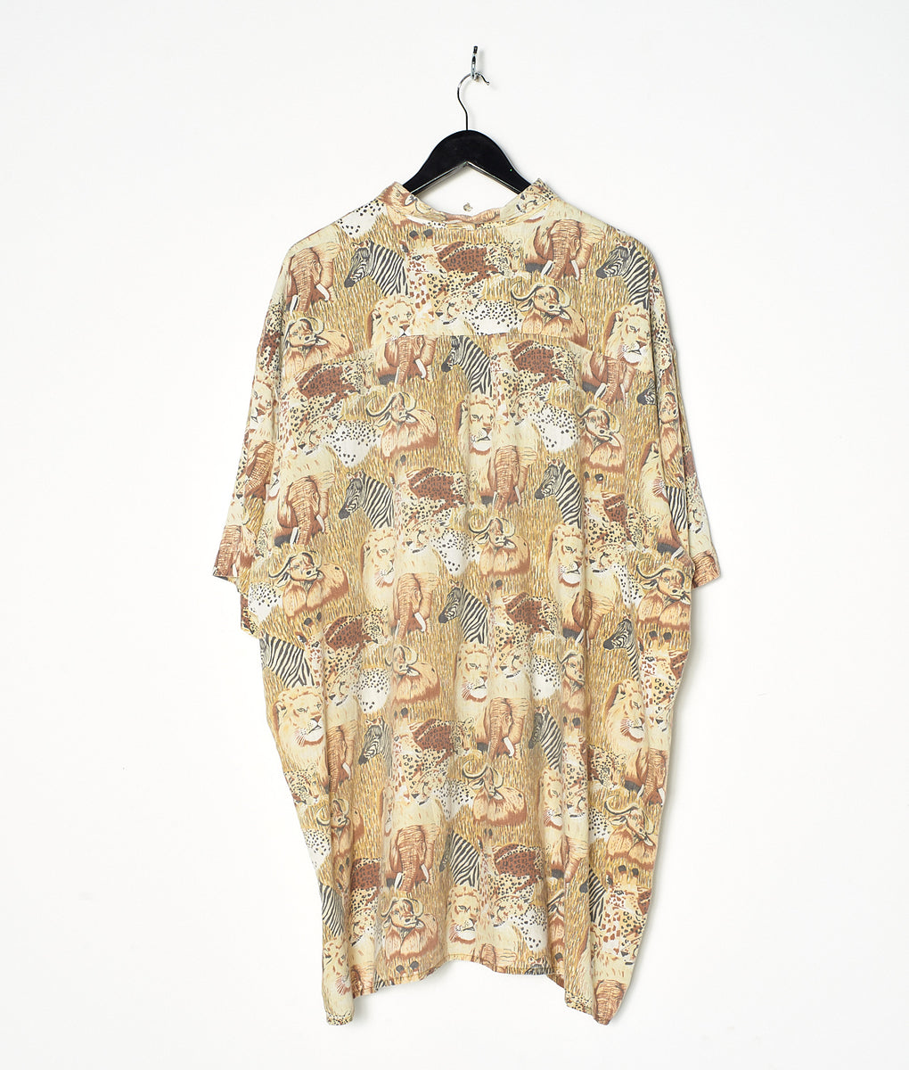 Safari Sessions S/S Shirt (XXL)