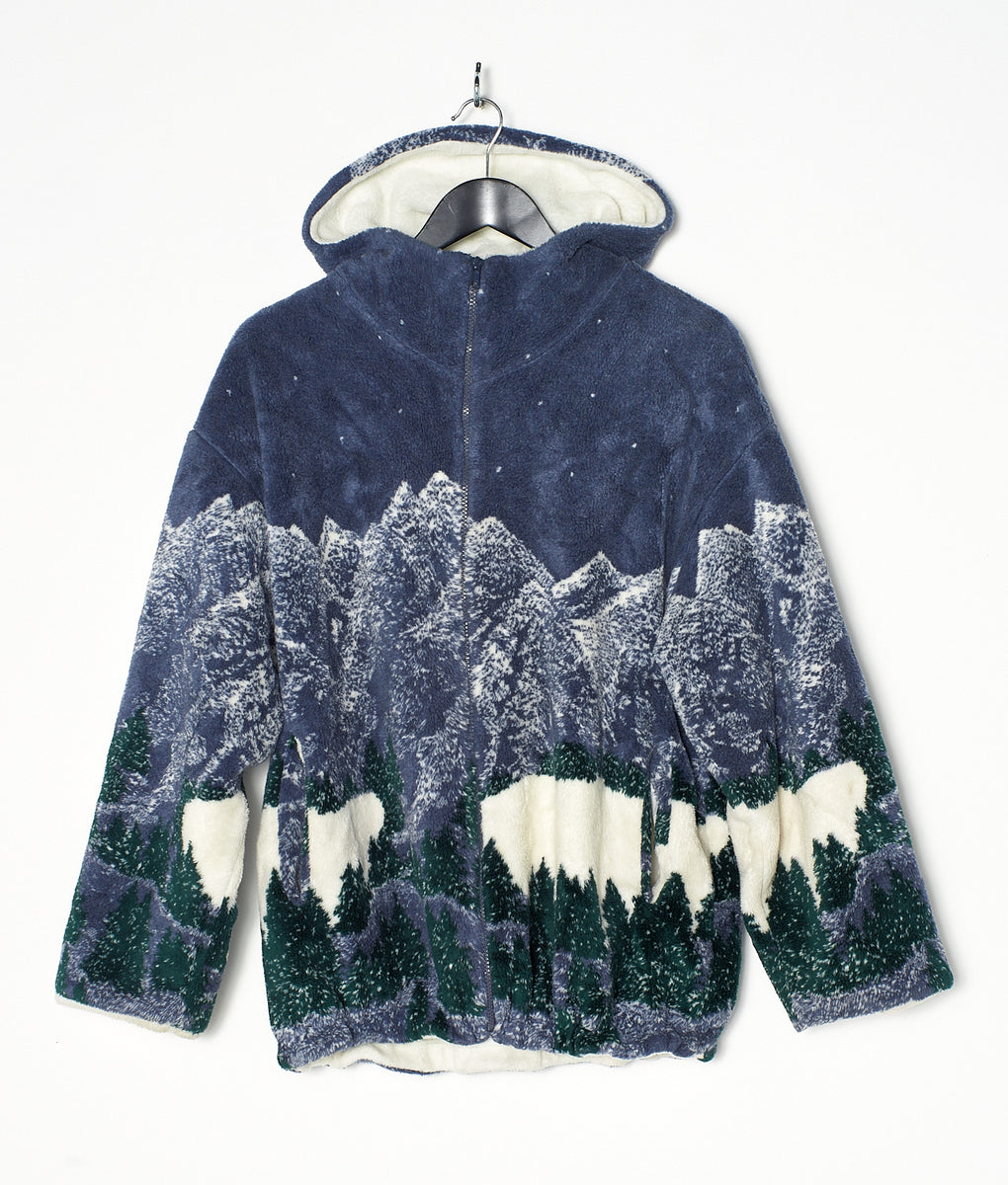 Rocky Mountains Fleece (S)