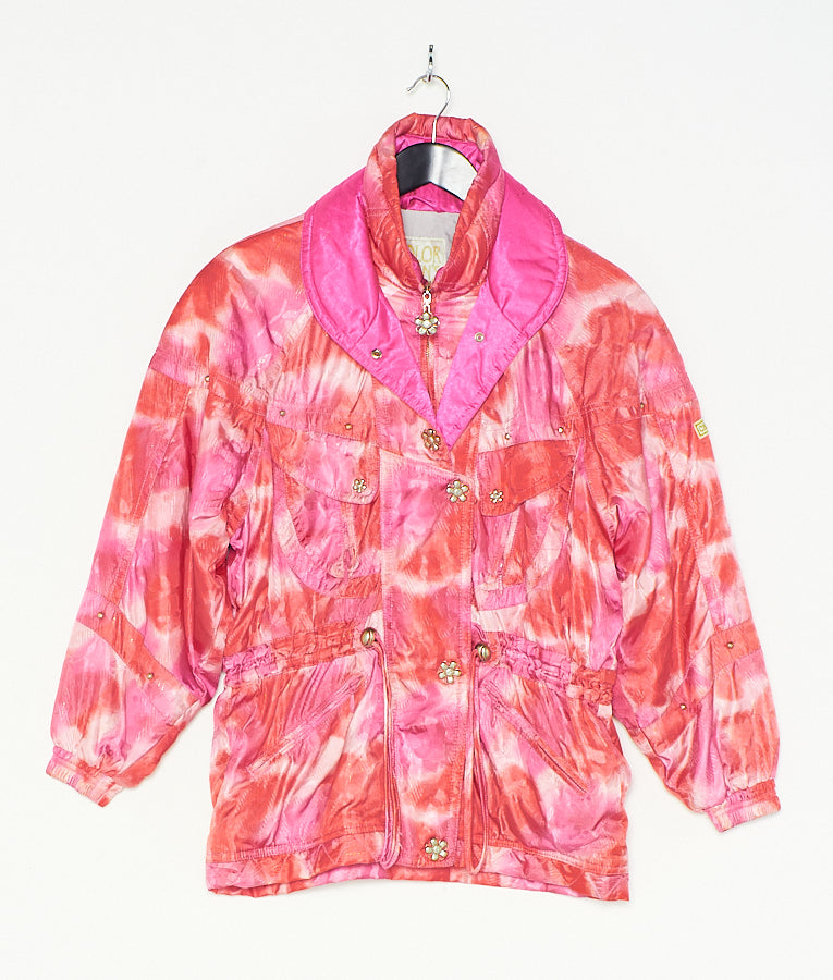 Flower Power Ski Jacket (S)