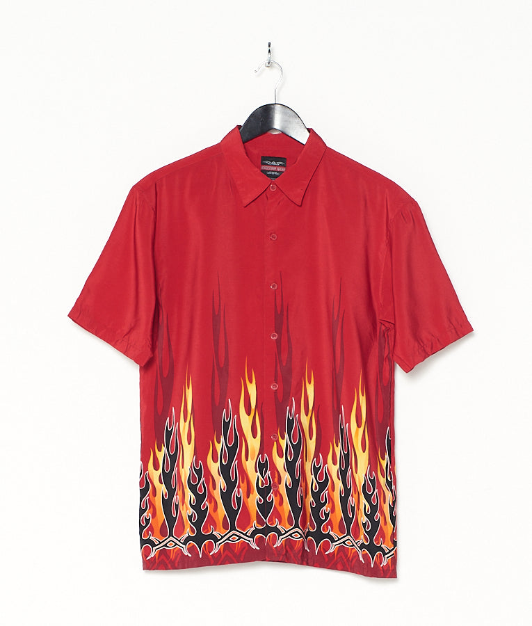 Extreme Gear Flame Shirt (XS)