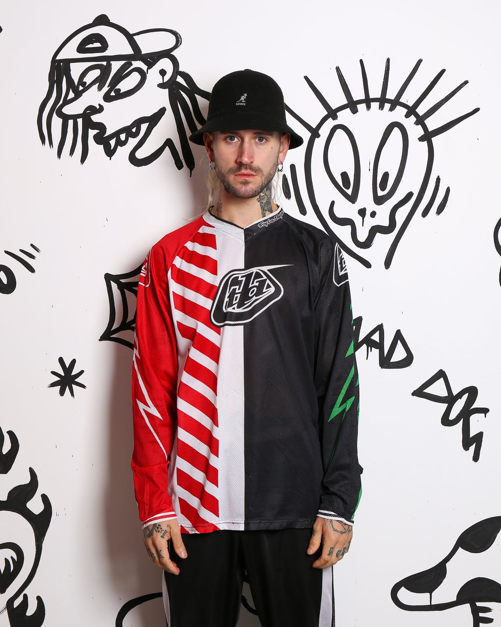 Troy Lee Designs Moto X Jersey - FROTHLYF