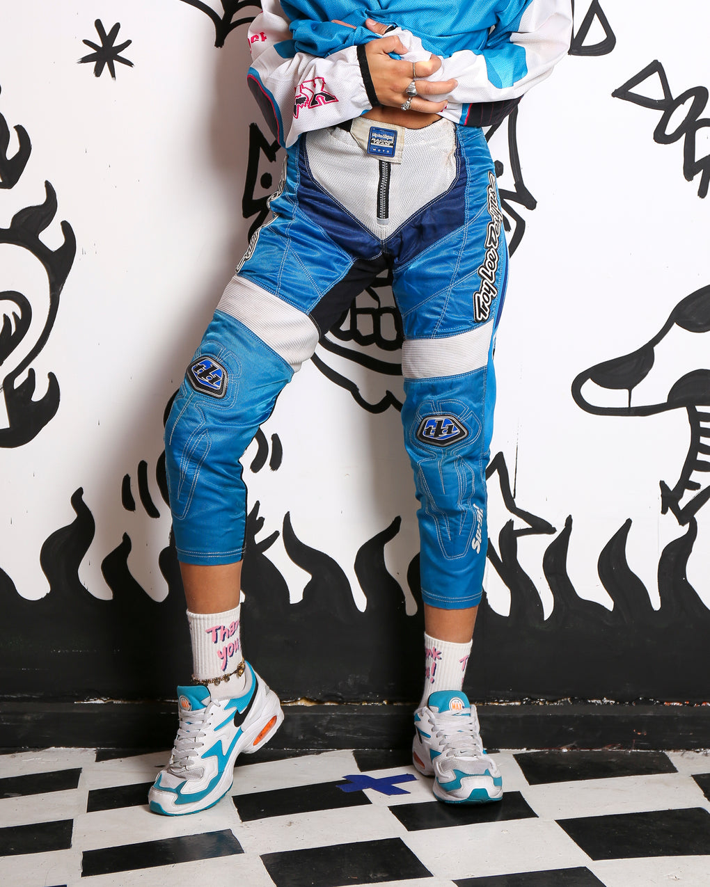 TROY LEE DESIGNS MOTO X PANTS - FROTHLYF
