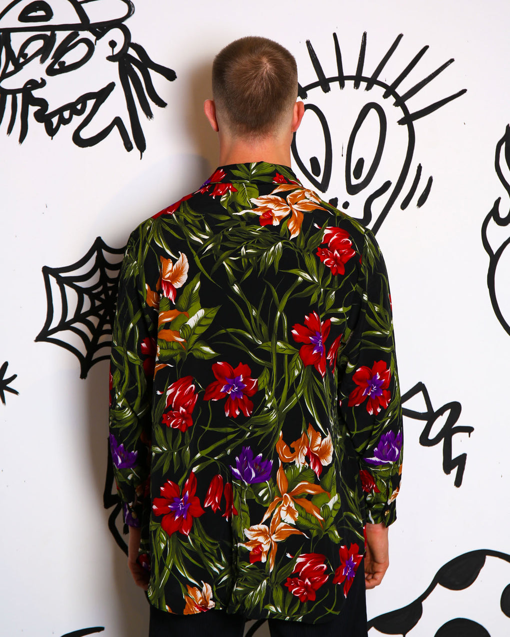 BOTANICAL SHIRT - FROTHLYF