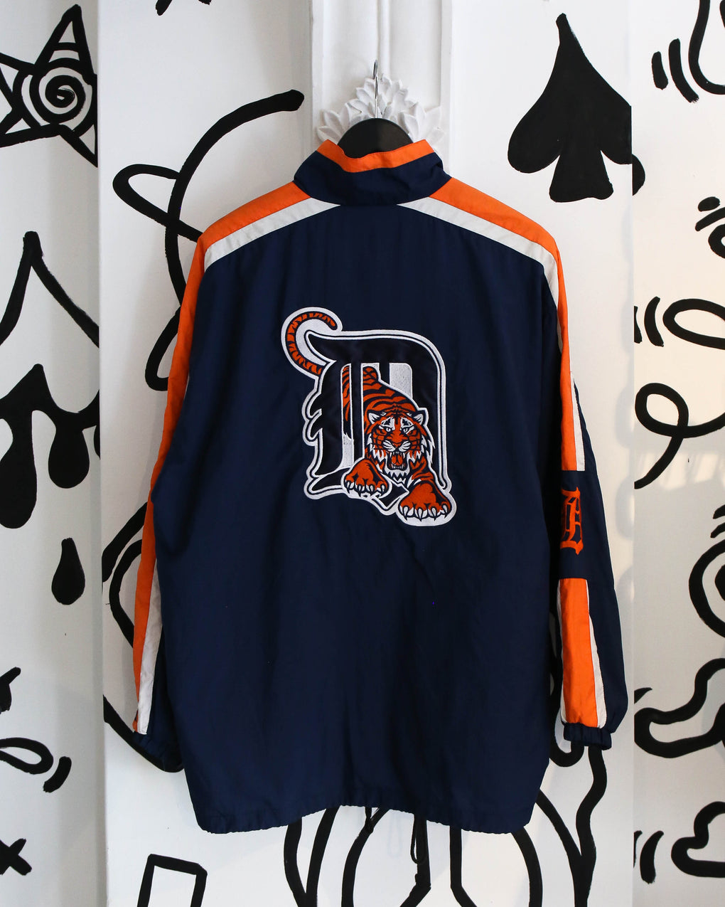 DETROIT TIGERS MLB JACKET - FROTHLYF