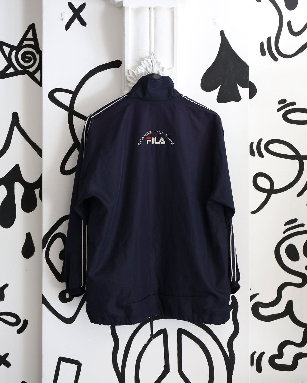FILA 'Change The Game' Sports Jacket - FROTHLYF
