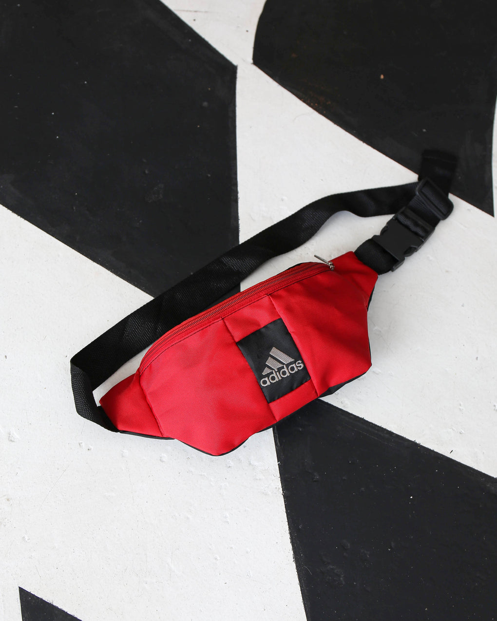 ADIDAS RED HOT BUMBAG - FROTHLYF
