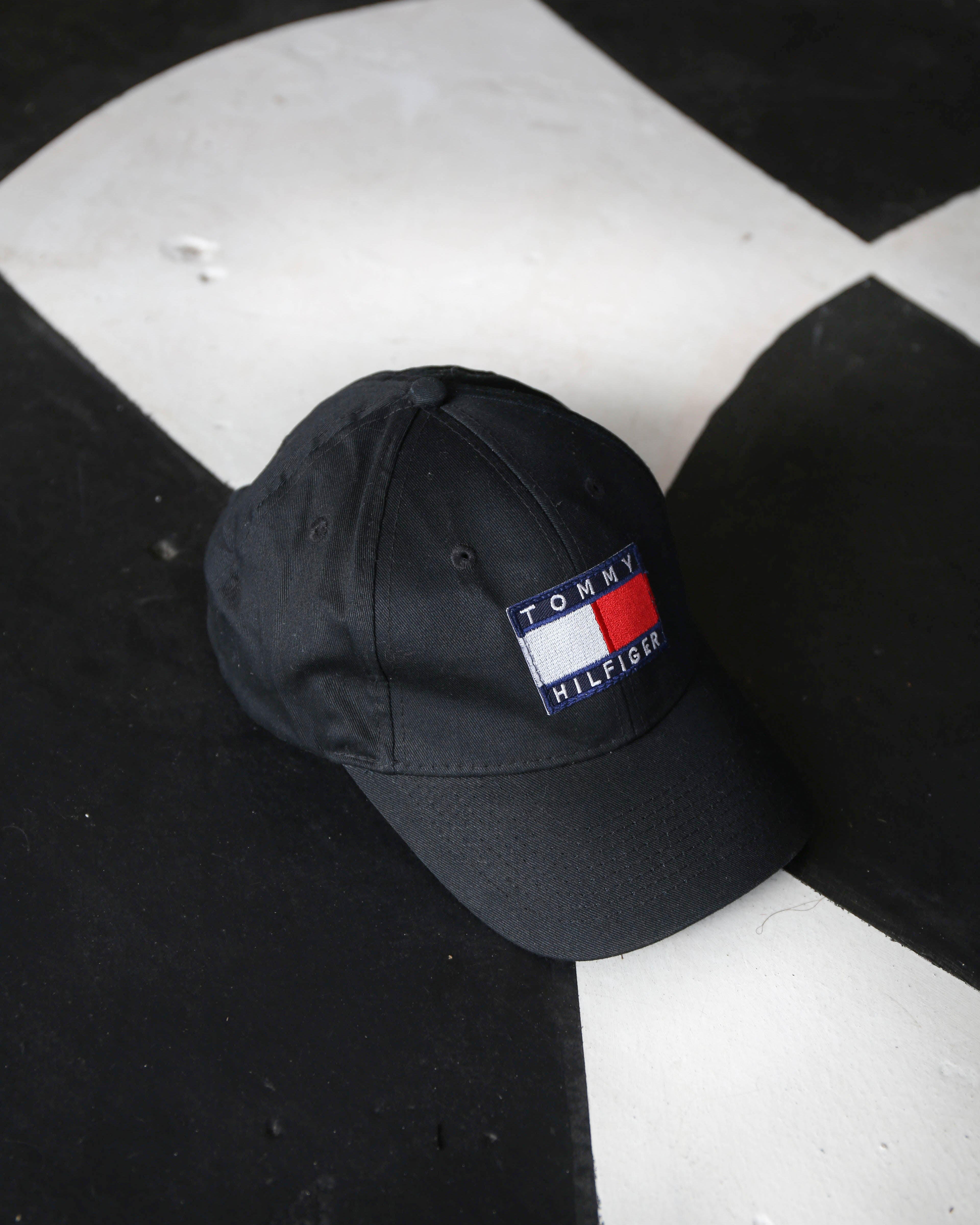 90s Tommy Hilfiger Cap - FROTHLYF