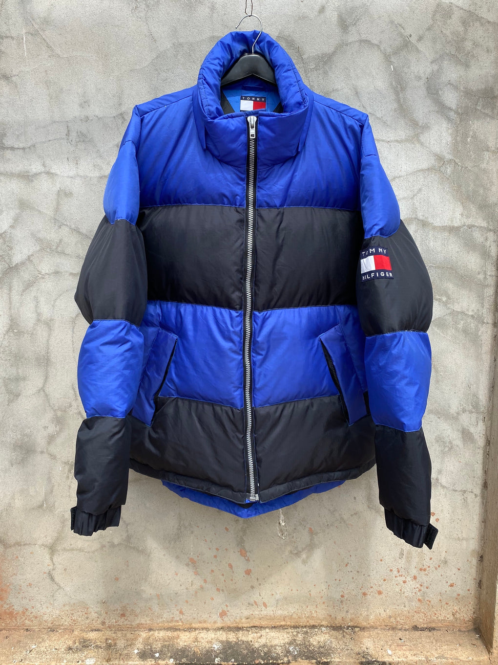 TOMMY HILFIGER PUFFER JACKET - FROTHLYF
