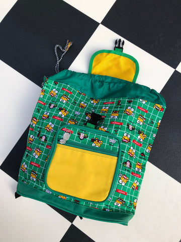 KEROPPI BACKPACK - FROTHLYF
