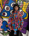 ELHO FREESTYLE 'TURBO NEON' SKI JACKET