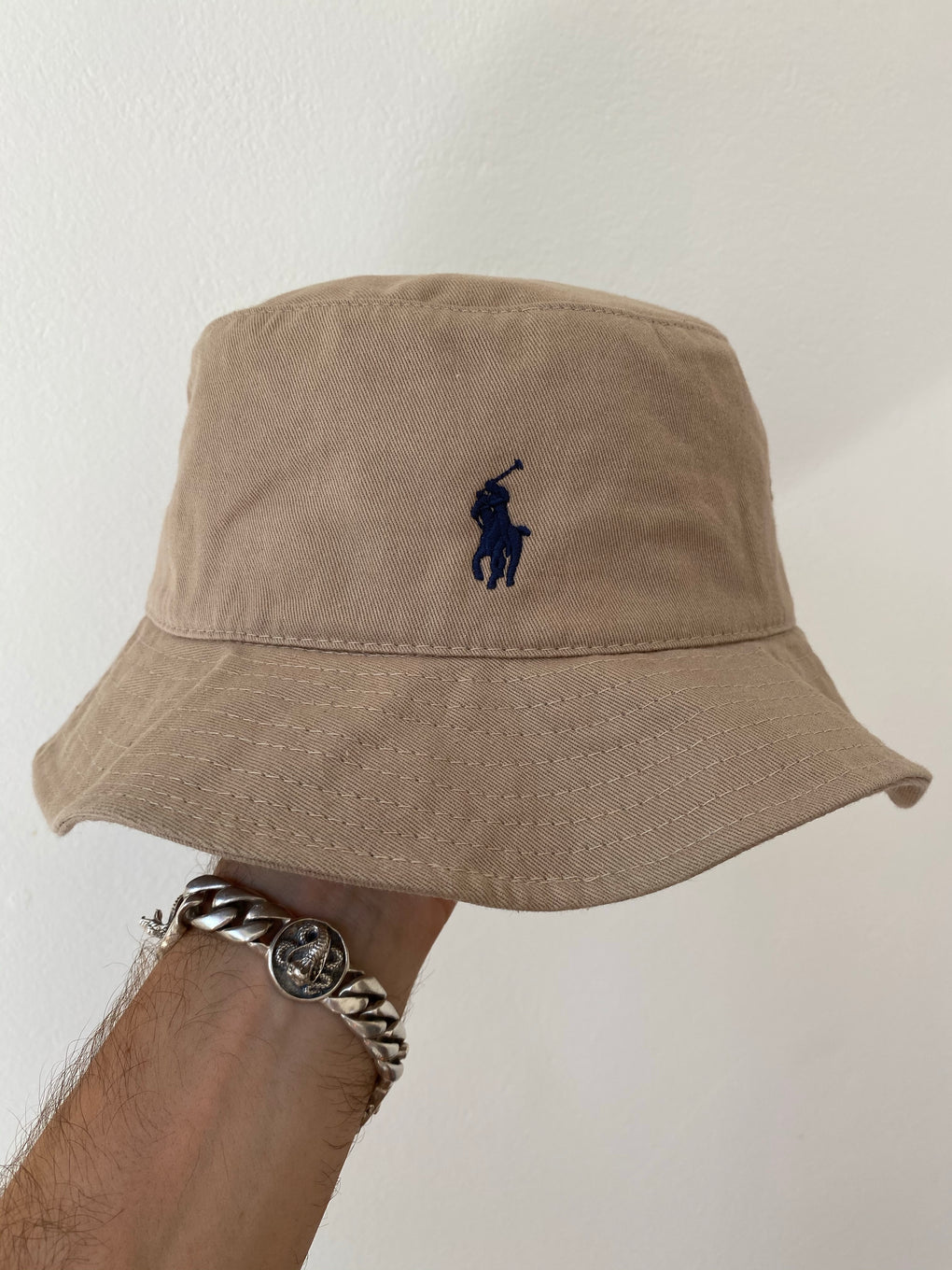 POLO RALPH LAUREN BUCKET HAT - FROTHLYF