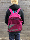 Purp Addidas Backpack - FROTHLYF