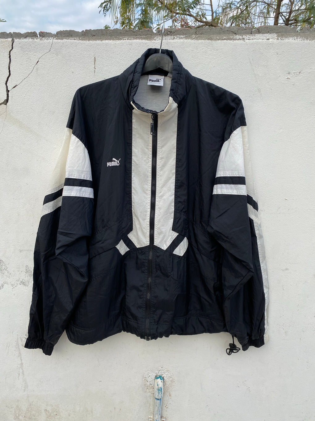 PUMA SPORTS JACKET - FROTHLYF