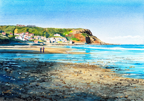 RUNSWICK BAY - ORIGINAL PAINTING