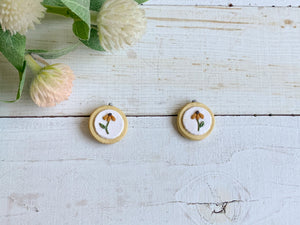 Miniature Embroidery Hoops