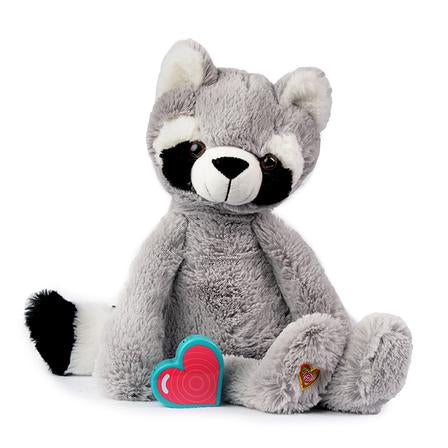 Vintage Raccoon by My Baby's Heartbeat Bear