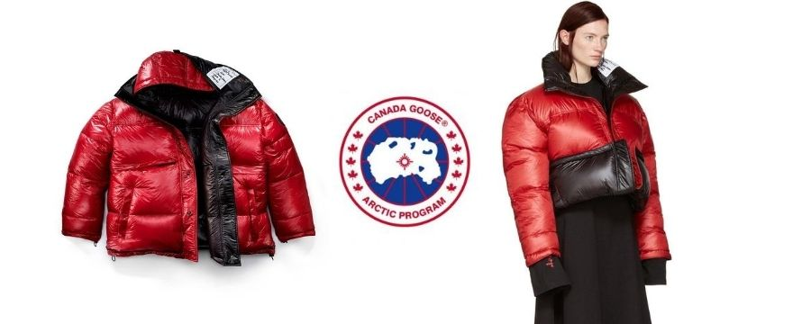 Vetements x Canada Goose