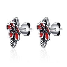 Load image into Gallery viewer, Flor de Maga earrings