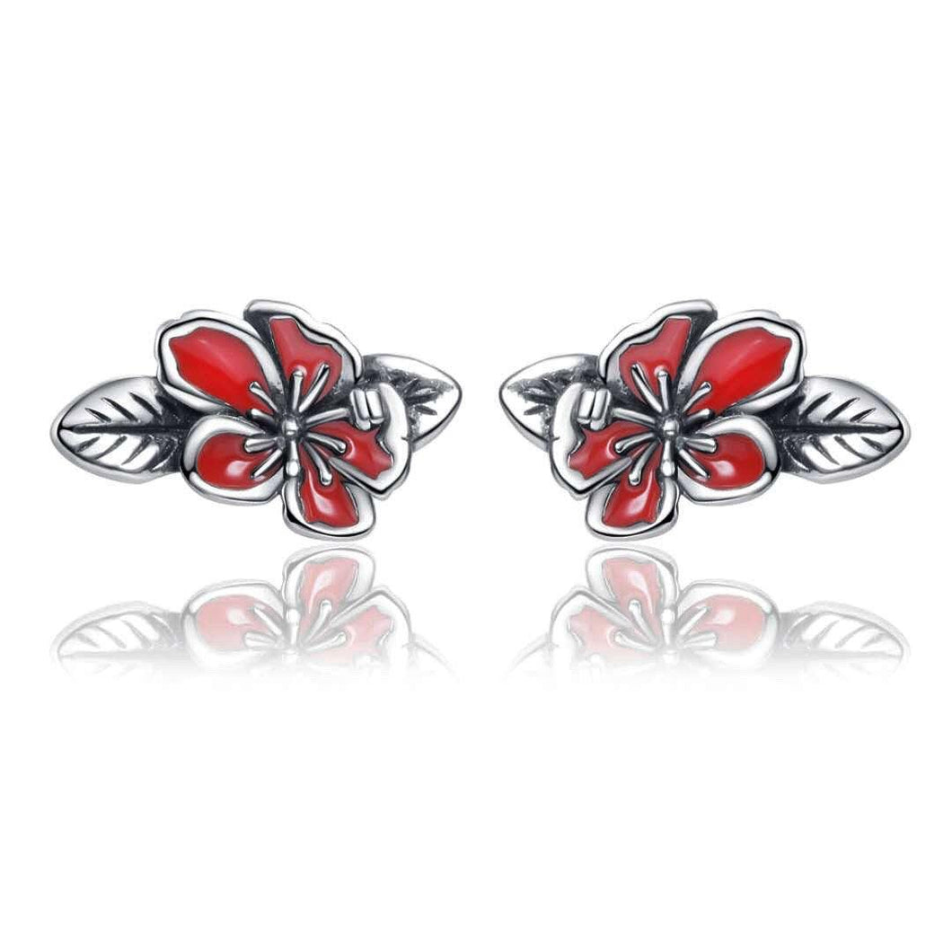 Flor de Maga earrings