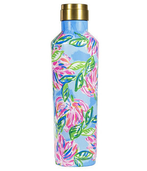 Lilly Pulitzer Stainless Steel Canteen-25oz
