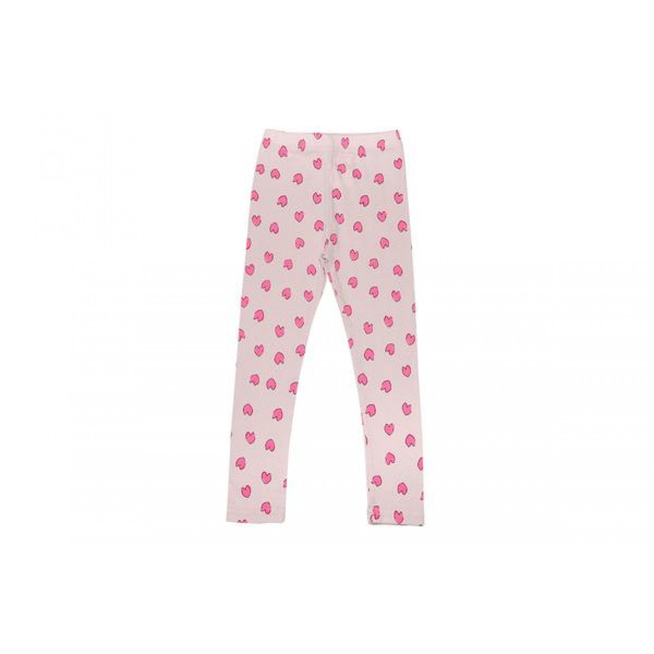 Petite Hailey Heart Leggings