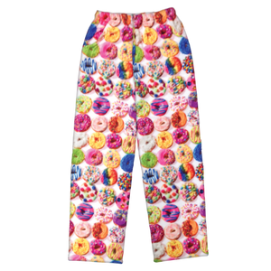 Iscream Front Patch Plush Pocket Pants