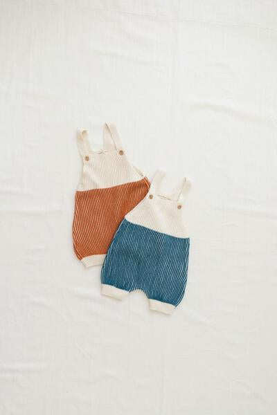 Fin and Vince Field Romper