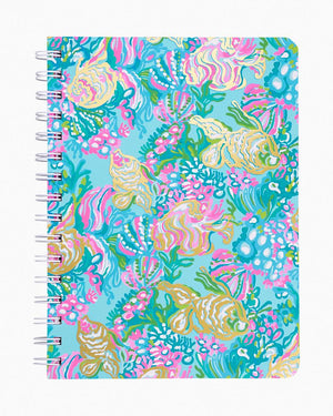 Lilly Pulitzer Mini Notebook-Assorted Colors