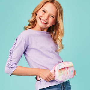 Iscream Cotton Candy Belt Bag