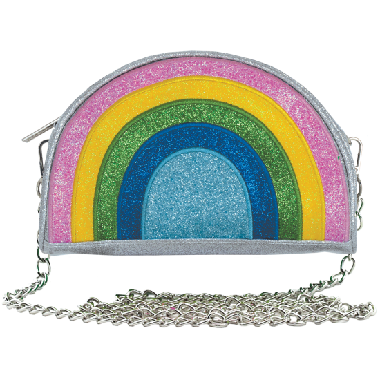 Rainbow Bodycross Body Purse