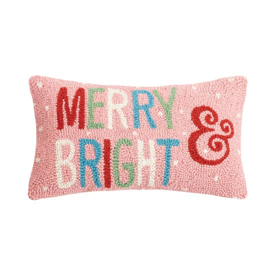 Peking Merry and Bright Pillow