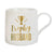 Slant Trophy Husband Mug