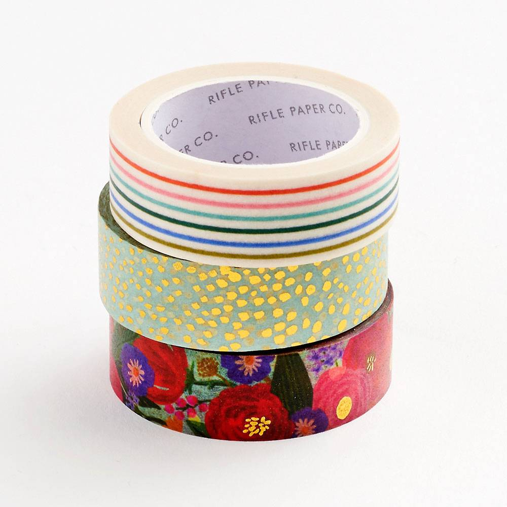 Rifle Paper Washi Tape
