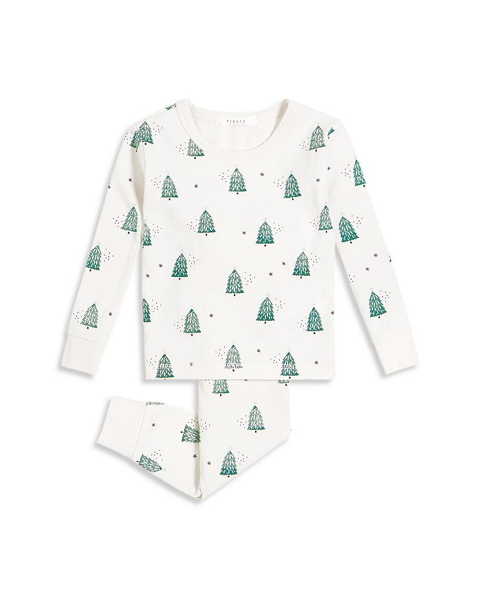 Petit Lem 2pc Christmas Tree Pajama