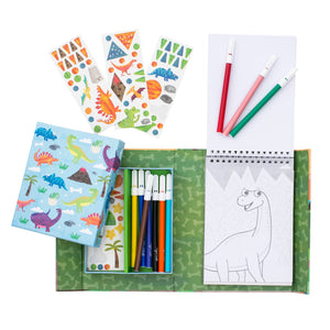 Tiger Tribe Coloring Set-Assorted