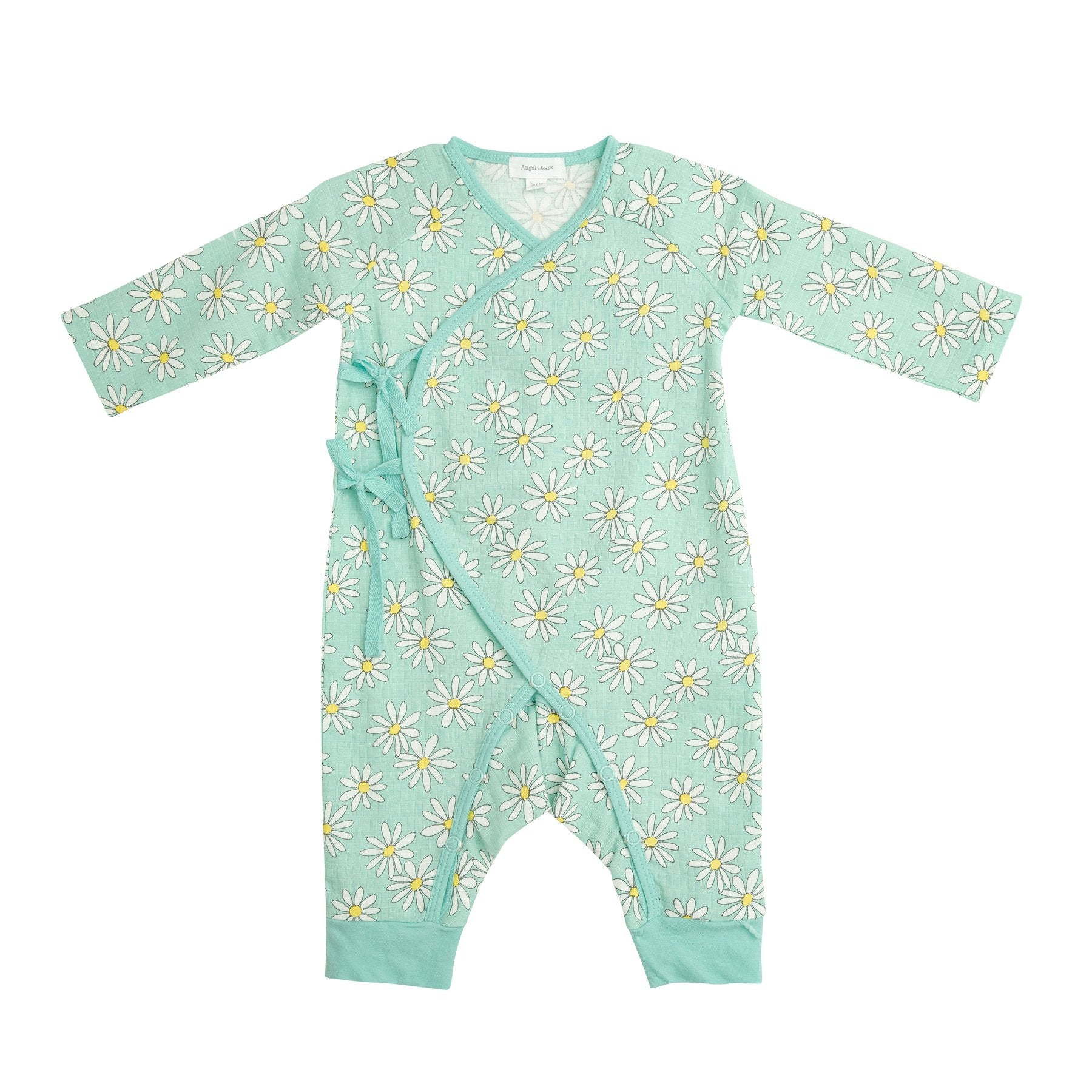 Flower Power Wrap Coverall