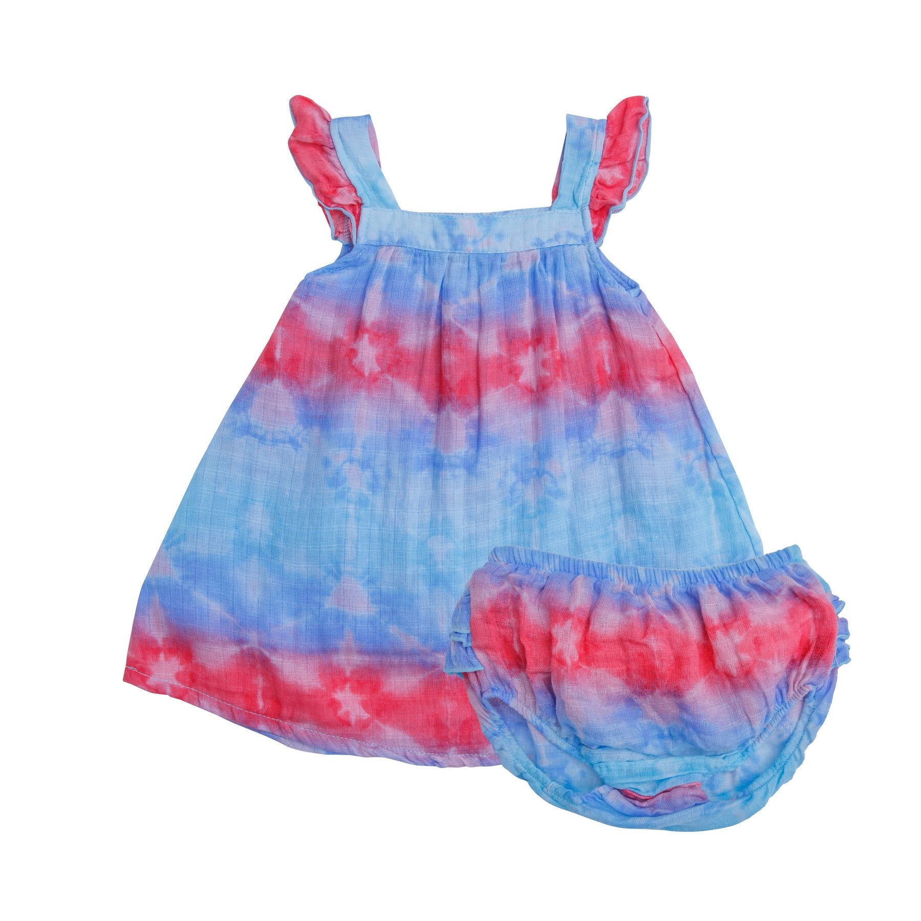 Shibori Multi Sundress