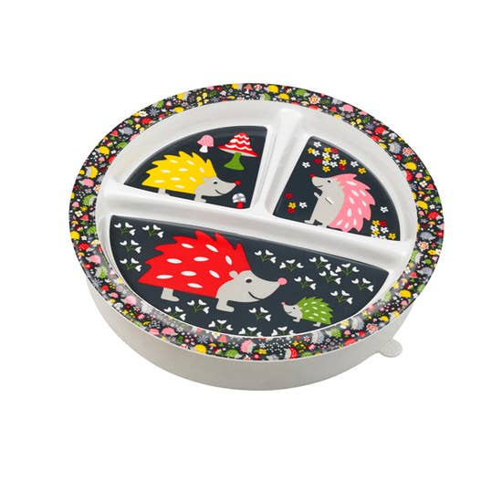 Ore Originals Hedgehog Divided Suction Plate