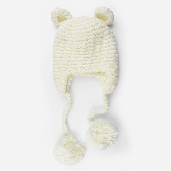 Blueberry Hill Sam Bear Crochet Hat