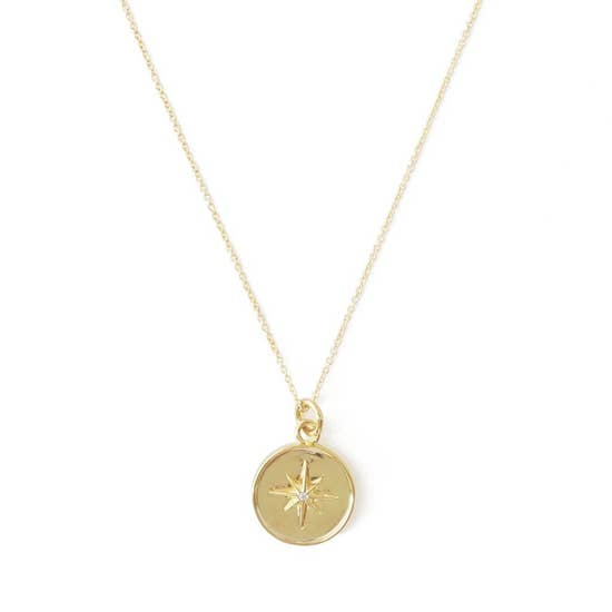 Honeycat Starburst Necklace