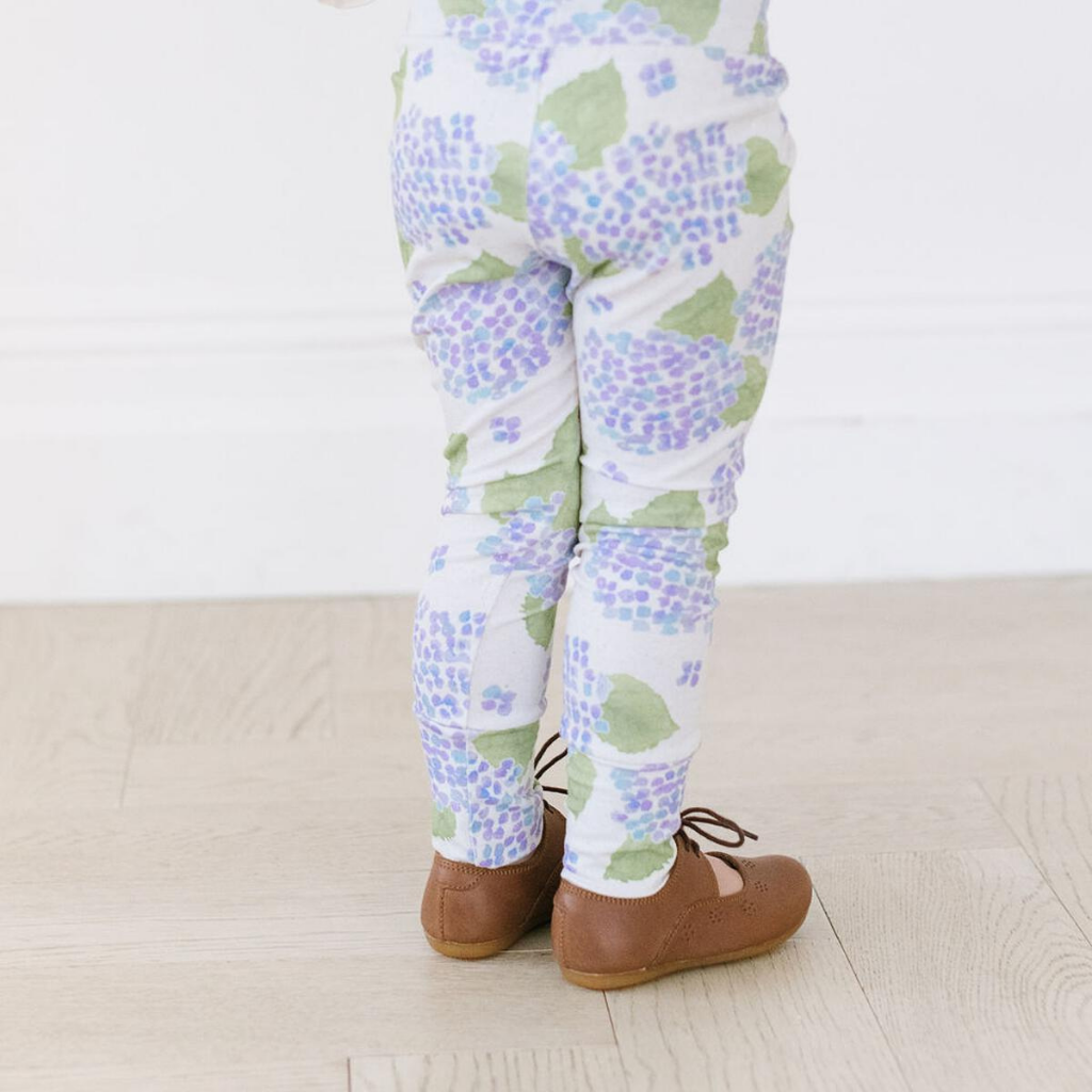 Thimble Legging Pant In Hydangea