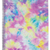 Steel Mill Large Tie Dye Notebook