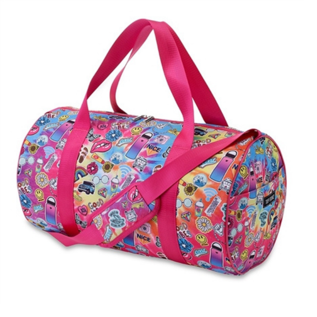 Top Trend Good Vibes Duffel